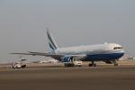 AGGRESSORさんが、羽田空港で撮影したインターフェイス オペレーションズ 767-3P6/ERの航空フォト(写真)