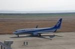 ガスパールさんが、佐賀空港で撮影した全日空 737-881の航空フォト(写真)