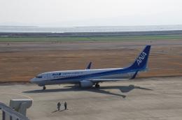 ガスパールさんが、佐賀空港で撮影した全日空 737-881の航空フォト(飛行機 写真・画像)