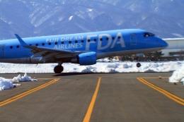 まつで撮影されたフジドリームエアラインズ - Fuji Dream Airlines [JH/FDA]の航空機写真