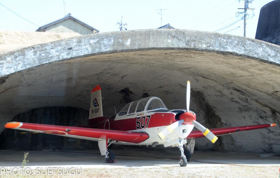 JL6DXRさんの航空自衛隊 Fuji T-3 (81-5507) 航空フォト
