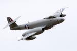 うっきーさんが、ウィリアムズ空軍基地で撮影したオーストラリア空軍 Meteor F.8の航空フォト(写真)