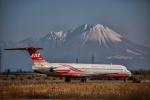カヤノユウイチさんが、米子空港で撮影した遠東航空 MD-82 (DC-9-82)の航空フォト(飛行機 写真・画像)