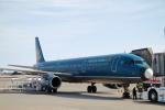 ATOMさんが、帯広空港で撮影したベトナム航空 A321-231の航空フォト(写真)