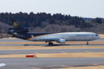 pringlesさんが、成田国際空港で撮影したUPS航空 MD-11Fの航空フォト(写真)