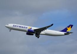 じーく。さんが、トゥールーズ・ブラニャック空港で撮影したスカイマーク A330-343Xの航空フォト(写真)