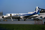 Gambardierさんが、伊丹空港で撮影したエアーニッポン YS-11A-500の航空フォト(写真)