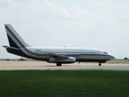 kohei787さんが、サライナ市営空港で撮影したスカイ・キング 737-2L9/Advの航空フォト(飛行機 写真・画像)