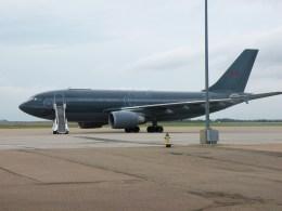 kohei787さんが、サライナ市営空港で撮影したカナダ軍 CC-150 Polaris (A310-304(F))の航空フォト(飛行機 写真・画像)