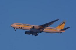 新千歳空港 - New Chitose Airport [CTS/RJCC]で撮影されたAIR DO - Hokkaido International Airlines [HD/ADO]の航空機写真