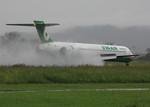 仙台空港 - Sendai Airport [SDJ/RJSS]で撮影されたエバー航空 - Eva Airways [BR/EVA]の航空機写真