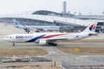 Scotchさんが、関西国際空港で撮影したマレーシア航空 A330-323Xの航空フォト(飛行機 写真・画像)