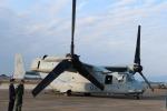 TOM310さんが、新田原基地で撮影したアメリカ海兵隊 MV-22Bの航空フォト(飛行機 写真・画像)