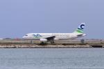 ちぃこさんが、那覇空港で撮影したスカイウィングス・アジア・エアラインズ A320-231の航空フォト(飛行機 写真・画像)