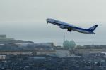 おにYさんが、松山空港で撮影した全日空 777-281の航空フォト(写真)