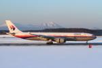 ATOMさんが、新千歳空港で撮影したマレーシア航空 A330-322の航空フォト(飛行機 写真・画像)