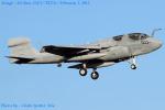 Chofu Spotter Ariaさんが、厚木飛行場で撮影したアメリカ海軍 EA-6B Prowler (G-128)の航空フォト(写真)