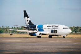 ゴンタさんが、デンパサール国際空港で撮影したOzJet 737-229/Advの航空フォト(飛行機 写真・画像)