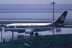 mountainhomeさんが、羽田空港で撮影したカタールアミリフライト A310-304の航空フォト(写真)