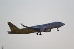 ANA744Foreverさんが、成田国際空港で撮影したバニラエア A320-216の航空フォト(写真)