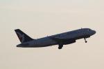 ANA744Foreverさんが、成田国際空港で撮影したマカオ航空 A319-132の航空フォト(写真)
