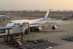 uhfxさんが、伊丹空港で撮影した全日空 747-481(D)の航空フォト(飛行機 写真・画像)