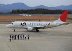 ふじいあきらさんが、広島空港で撮影したジェイ・エア ERJ-170-100 (ERJ-170STD)の航空フォト(飛行機 写真・画像)