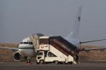 犬じゃがさんが、羽田空港で撮影したサウジアラビア王室空軍 737-7DP BBJの航空フォト(写真)