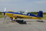 tassさんが、大利根飛行場で撮影したWPコンペティション・アエロバティック・チーム EA-300Lの航空フォト(飛行機 写真・画像)