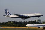 tassさんが、成田国際空港で撮影したロワ 707-330Bの航空フォト(写真)