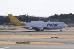 ANA744Foreverさんが、成田国際空港で撮影したポーラーエアカーゴ 747-47UF/SCDの航空フォト(写真)
