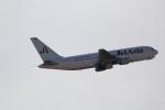 ANA744Foreverさんが、成田国際空港で撮影したジェット・アジア・エアウェイズ 767-233の航空フォト(写真)