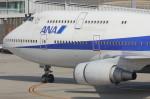 F-2A#533さんが、羽田空港で撮影した全日空 747-481(D)の航空フォト(写真)