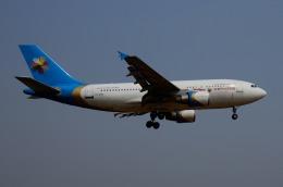 RUSSIANSKIさんが、シャージャラル国際空港で撮影したユナイテッド・エアウェイズ・バングラデシュ A310-325/ETの航空フォト(飛行機 写真・画像)