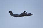 ANA744Foreverさんが、成田国際空港で撮影した国土交通省 航空局 DHC-8-315Q Dash 8の航空フォト(飛行機 写真・画像)