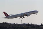 ANA744Foreverさんが、成田国際空港で撮影したターキッシュ・エアラインズ 777-3F2/ERの航空フォト(写真)