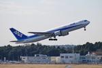 kanadeさんが、成田国際空港で撮影した全日空 767-381/ERの航空フォト(写真)