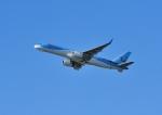 じーく。さんが、トゥールーズ・ブラニャック空港で撮影したトムソン航空 757-28Aの航空フォト(写真)