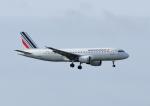 じーく。さんが、トゥールーズ・ブラニャック空港で撮影したエールフランス航空 A320-214の航空フォト(飛行機 写真・画像)