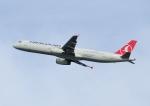 じーく。さんが、トゥールーズ・ブラニャック空港で撮影したターキッシュ・エアラインズ A321-231の航空フォト(写真)