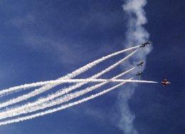 チャーリーマイクさんが、岩国空港で撮影した航空自衛隊 F-86F-40の航空フォト(飛行機 写真・画像)