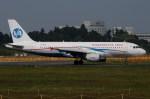tassさんが、成田国際空港で撮影したウラジオストク航空 A320-214の航空フォト(写真)