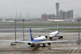 apphgさんが、羽田空港で撮影した全日空 767-381/ERの航空フォト(飛行機 写真・画像)