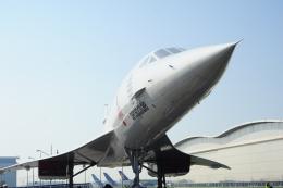 じーく。さんが、トゥールーズ・ブラニャック空港で撮影したアエロスパシアル Concorde 100の航空フォト(飛行機 写真・画像)