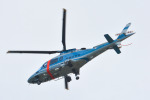 パンダさんが、那覇空港で撮影した沖縄県警察 A109E Powerの航空フォト(写真)