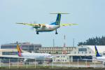 パンダさんが、那覇空港で撮影した琉球エアーコミューター DHC-8-103 Dash 8の航空フォト(飛行機 写真・画像)