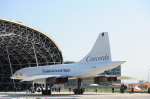 じーく。さんが、トゥールーズ・ブラニャック空港で撮影したアエロスパシアル Concorde 100の航空フォト(写真)