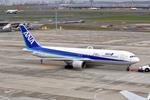apphgさんが、羽田空港で撮影した全日空 767-381/ERの航空フォト(写真)