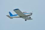 パンダさんが、那覇空港で撮影した日本個人所有 PA-28-140 Cherokeeの航空フォト(写真)
