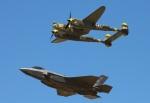 ルーク空軍基地 - Luke Air Force Base [LUF/KLUF]で撮影されたアメリカ空軍 - United States Air Forceの航空機写真